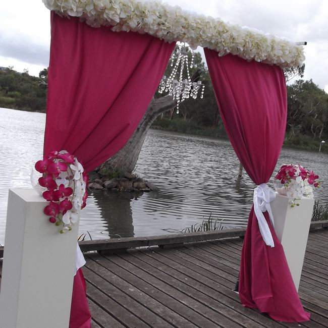 wedding backdrop hire melbourne