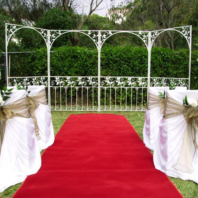 Wedding backdrp Melbourne