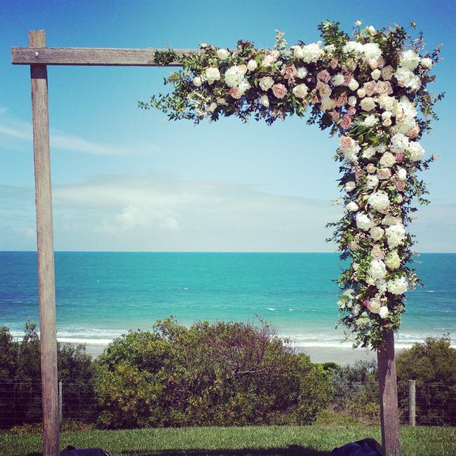 wedding arbour hire