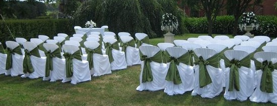 wedding chair hire chair covers melbourne