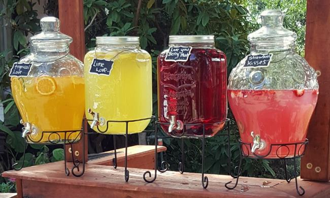 Fruit punch for your drink station