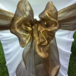 chair cover hire gippsland