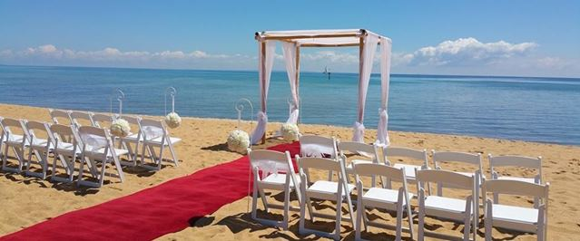 Beach wedding locations Melbourne. Mount Martha