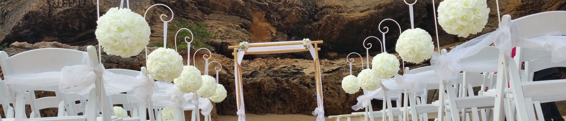 Barwon heads wedding ceremony