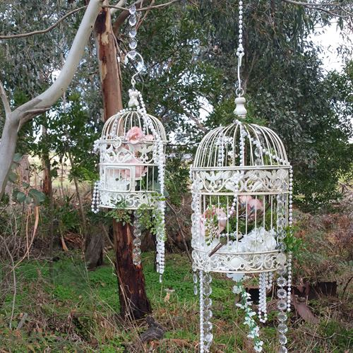 Wedding decorations wedding event hire melbourne bird cage decorations melbourne junglespirit Choice Image