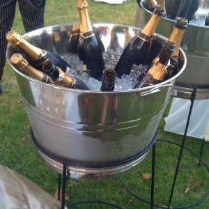 Wedding refreshment packages - drink stand