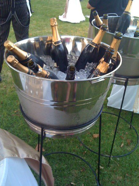 Wedding Refreshment Packages Ceremony Drink Service