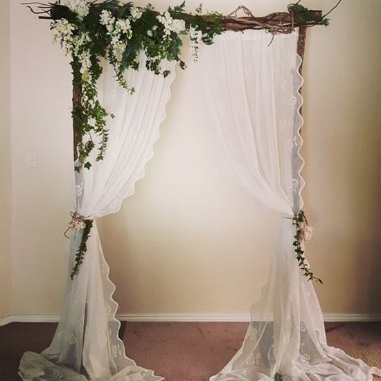 Ivy Wedding arch