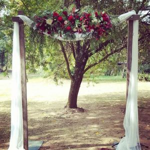 Wedding arbour ideas
