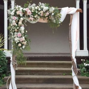 Branch Wedding arch