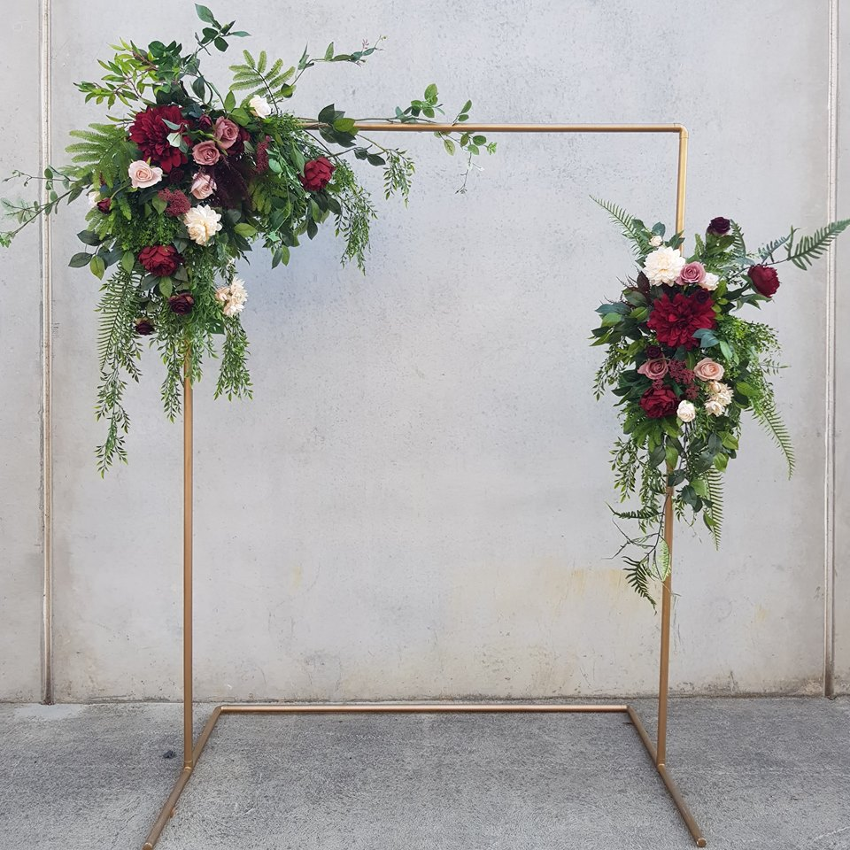 Wedding Arbor Flowers: Wedding Arch Hire -Backdrops-Arbours Weddings Melbourne